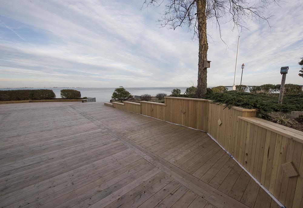 Atlantic White Cedar STK Decking