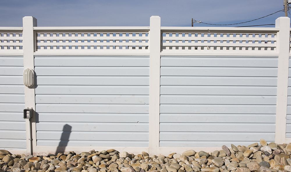 Atlantic White Cedar STK Painted German Siding