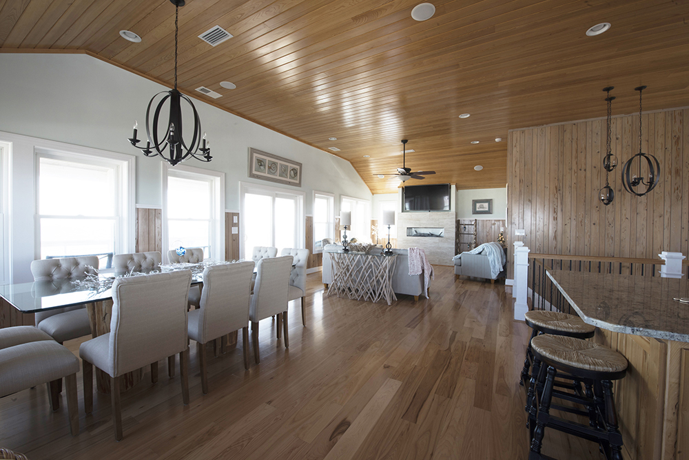 Cypress Select Tongue & Groove V4S Ceiling