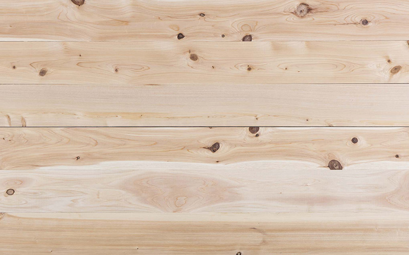 Atlantic White Cedar STK boards grain