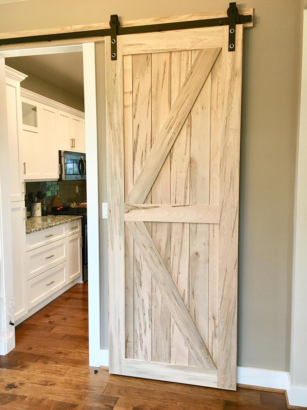 Ambrosia Maple Barn Door