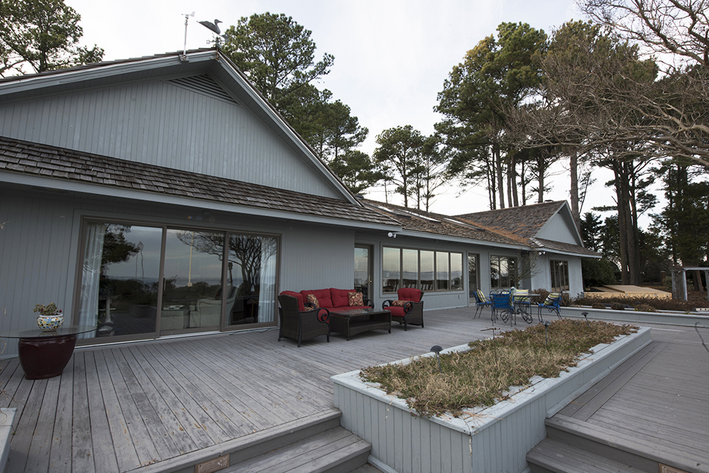 Atlantic White Cedar Exterior Siding