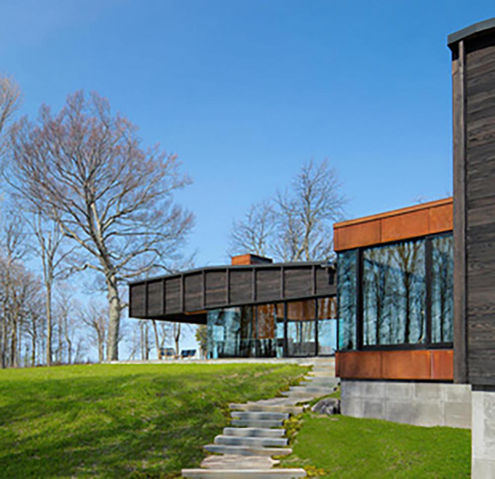 Cypress Select Exterior Siding in Michigan