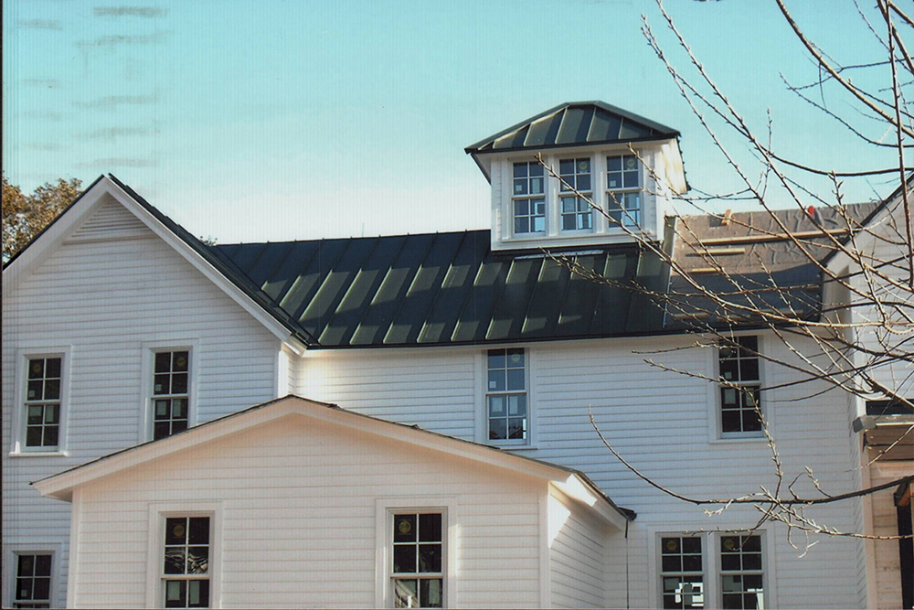 Cypress Select Painted Bevel Siding