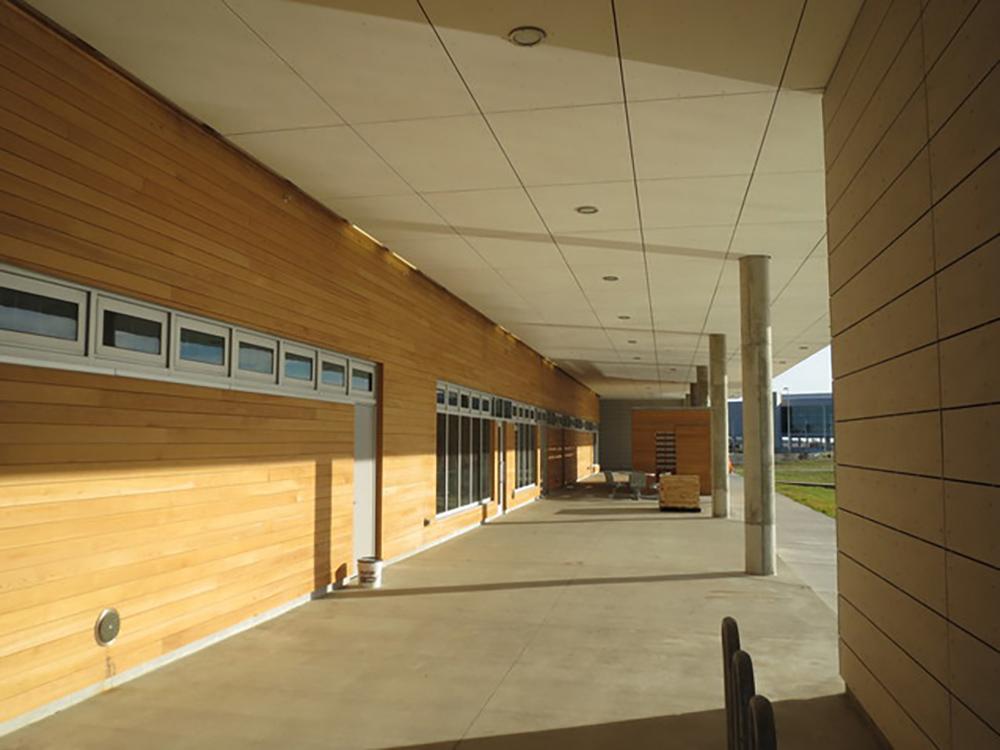 Cypress Select Rain Screen Exterior Siding
