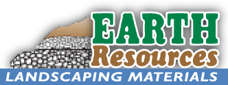 Earth Resources Landscaping Materials logo