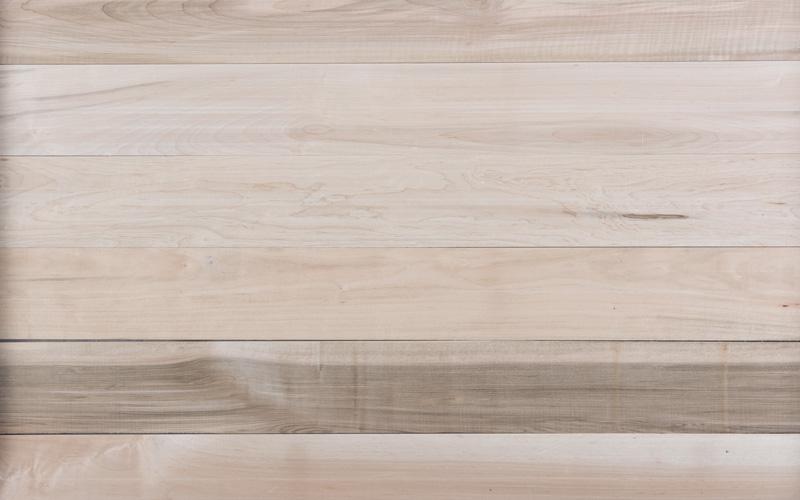 Maple FAS WHAD boards grain
