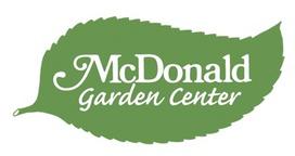 McDonald Garden Center logo
