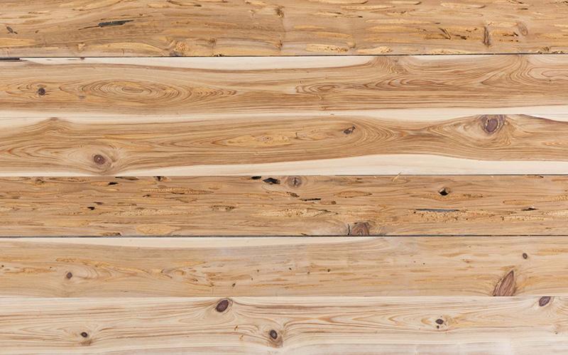 Pecky Cypress boards grain