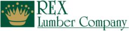 Rex Lumber Company logo