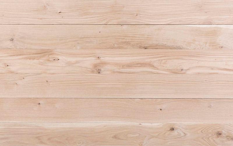 rustic White Oak board grain