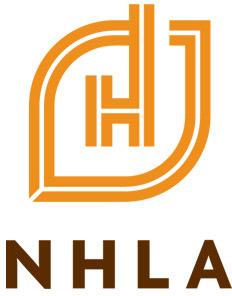 National Hardwood Lumber Association NHLA logo