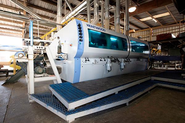 Planer Mill Operation